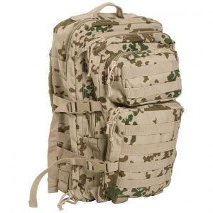 Mil-Tec US Assault Pack Large Einsatzrucksack mit MOLLE-Befestigungssystem Tropentarn