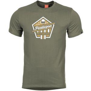 Pentagon Ageron Victorious T-Shirt Oliv