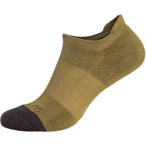 Pentagon Invisible Socks Coyote