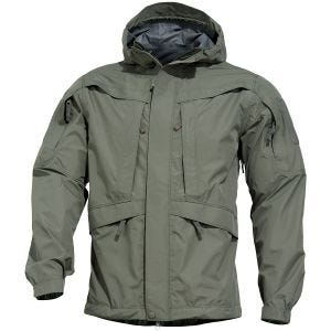 Pentagon Monsoon 2.0 Regenjacke Grindle Green