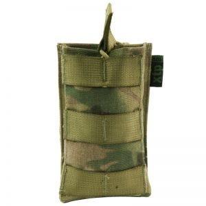 Pro-Force M4/M16 Quick Release Einzel-Magazintasche mit MOLLE-Befestigungssystem MultiCam