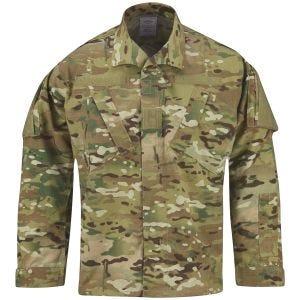 Propper ACU-Jacke aus Baumwoll-Polyester-Ripstop MultiCam