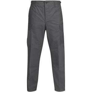 Propper BDU Hose mit Knopfverschluss aus Baumwoll-Polyester-Ripstop Dunkelgrau