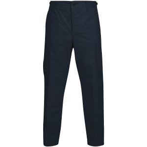 Propper BDU Hose mit Knopfverschluss aus Baumwoll-Polyester-Ripstop Dark Navy