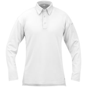 Propper I.C.E. Performance Herren Langarm-Polohemd Weiß
