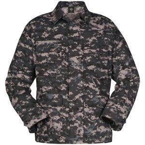 Propper Uniform BDU-Jacke aus Baumwoll-Polyester-Ripstop Subdued Urban Digital