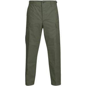 Propper Uniform BDU-Hose aus Baumwoll-Polyester-Ripstop Olivgrün