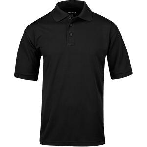 Propper Uniform Kurzarm-Polohemd für Herren Schwarz