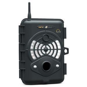 SpyPoint Live GSM Mobile Digital-Überwachungskamera mit Infrarot Schwarz