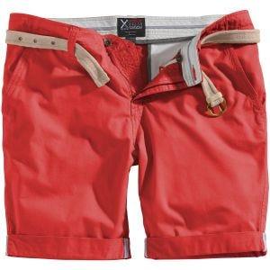 Surplus Chino Shorts Rouge