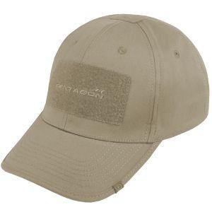 Pentagon Tactical 2.0 Basecap aus Twill-Material Khaki