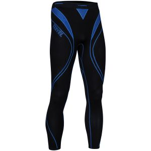 Tervel Optiline Sport-Leggings Schwarz/Blau