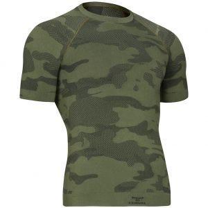 Tervel Optiline Light Taktisches Kurzarm-Shirt Military/Grau