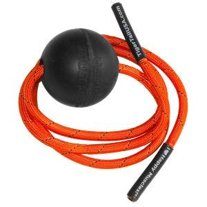 Tiger Tail Tiger Ball Massageball am Seil