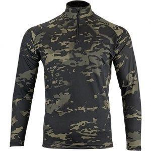 Viper Einsatzshirt aus funktionalem Mesh V-Cam Black