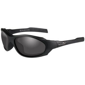 Wiley X XL-1 Advanced COMM Brille - Gläser in Smoke Grey + Klar + Light Rust / Gestell in Mattschwarz