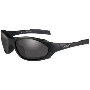 Wiley X XL-1 Advanced COMM Brille - Smoke Grey + Klar / Gestell in Mattschwarz