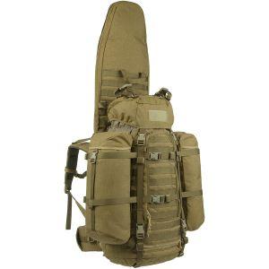 Wisport ShotPack 65L Rucksack mit Gewehrtasche Coyote
