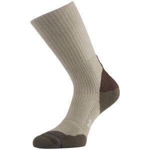 1000 Mile Fusion Services Socken Sandstone