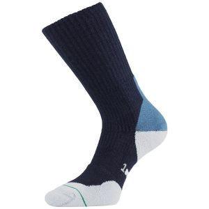 1000 Mile Fusion Walking Socken Navy