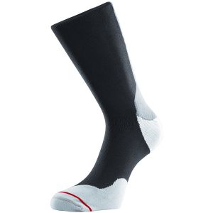 1000 Mile Fusion Sport Socken Schwarz