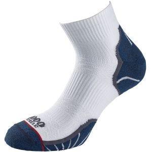 1000 Mile Breeze Lite Socken Weiß