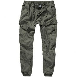 Brandit Ray Vintage Trousers Olive