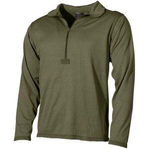 MFH US Level II Gen III Langärmliges Unterhemd OD Green