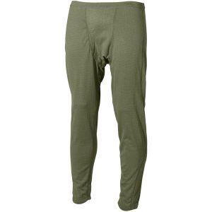 MFH US Level II Gen III Lange Unterhose OD Green