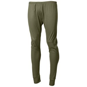 MFH US Level I Gen III Lange Unterhose OD Green