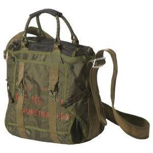 Pure Trash Mittelgroße Tasche OD Green