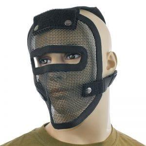 Black Bear Airsoft Reaper Mask Gen 2 Gesichtsschutz Schwarz