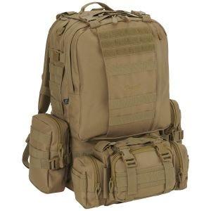 Brandit US Cooper Modular Pack Camel