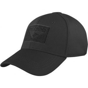 Condor Flex Basecap Schwarz