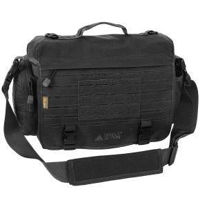 Direct Action Messenger Bag Schwarz