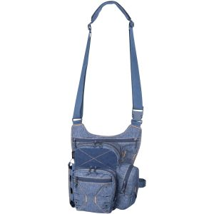 Helikon EDC Side Bag Melange Blau