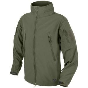 Helikon Gunfighter Softshell-Jacke Taiga Green
