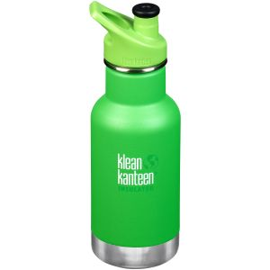 Klean Kanteen Kid Sport 355ml Bottle Sport Cap Lizard Tails