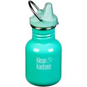 Kid Kanteen 355 ml Trinkflasche mit Sippy Cap Beach Bum