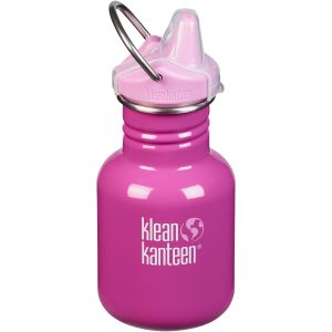 Kid Kanteen 355 ml Trinkflasche mit Sippy Cap Bubble Gum
