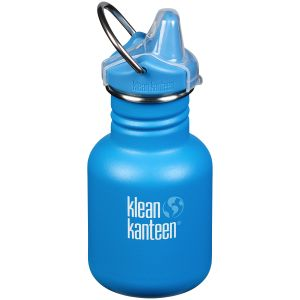 Kid Kanteen 355 ml Trinkflasche mit Sippy Cap Pool Party