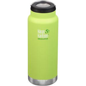 Klean Kanteen TKWide 946ml Isolierte Trinkflasche mit Loop Cap Juicy Pear
