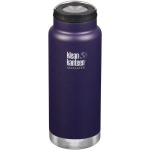 Klean Kanteen TKWide 946ml Isolierte Trinkflasche mit Loop Cap Kalamata