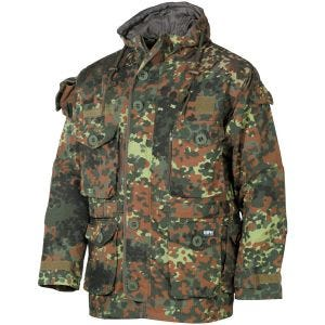 MFH Commando Smock-Jacke Flecktarn