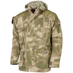 MFH Commando Smock-Jacke HDT Camo FG