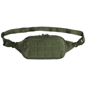Mil-Tec Fanny Pack MOLLE Olive