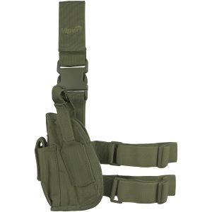 Viper Tactical Linkshänder-Beinholster Grün