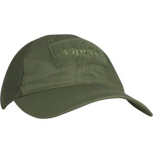 Viper Flexi-Fit Baseball Cap Green