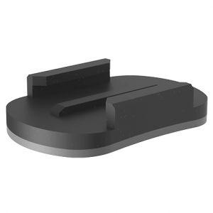 Xcel Action-Cam-Klebehalterungen für gewölbte Flächen Schwarz
