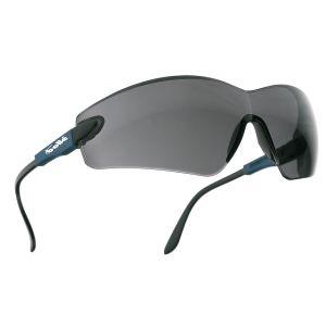 Bolle Viper II Schutzbrille - rauchgraue Gläser / stahlblaues Gestell